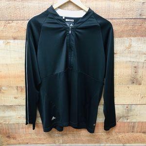 Addias 3/4 zipper lightweight pullover